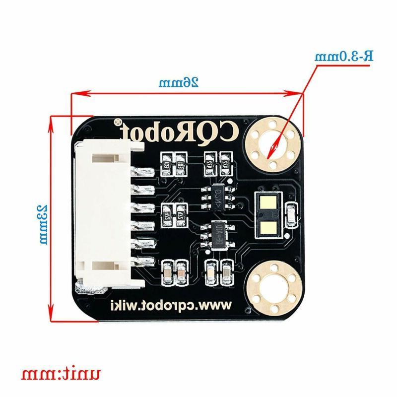 CQRobot VL53L1X Distance Sensor Raspberry