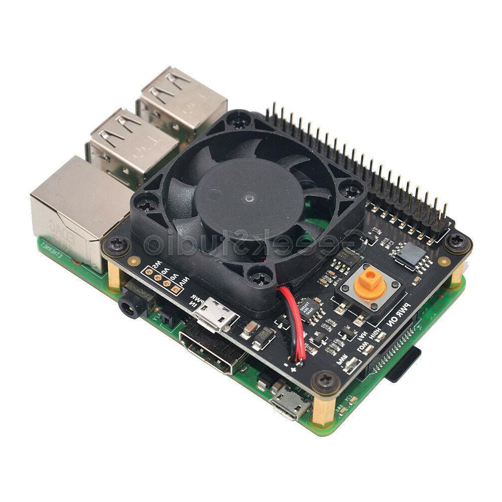 X730 Board Fan Kit / / Adapter for Raspberry
