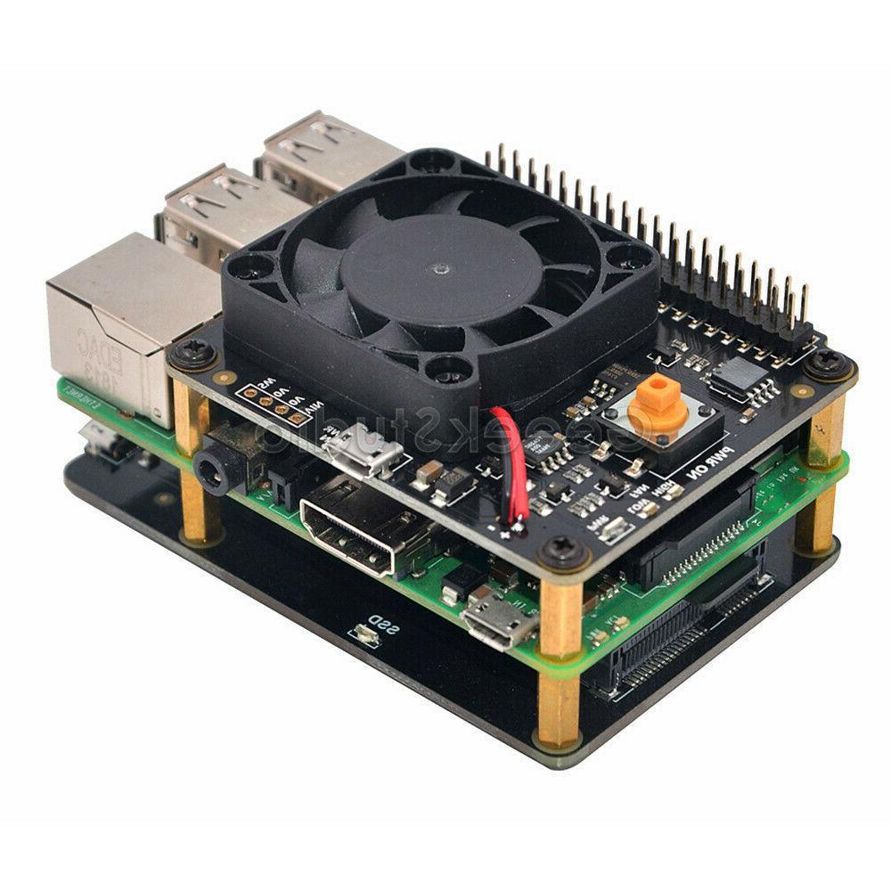 X730 with Fan Kit / / Adapter Raspberry Pi