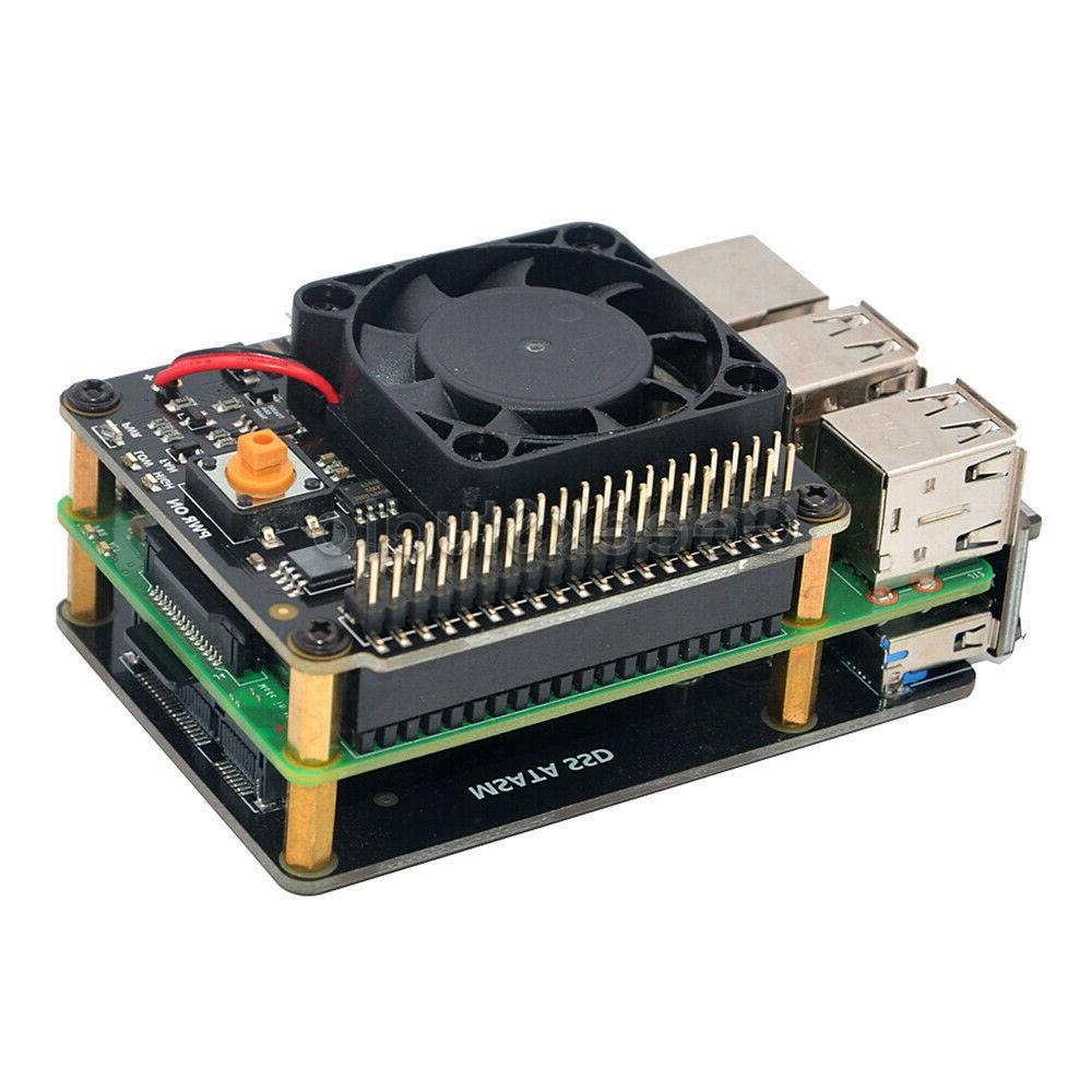 X730 Expansion Board Fan / / Power Raspberry 3B/3B+