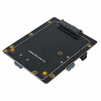 "GeeekPi X820 V3.0 2.5"" SATA HDD/SSD Shield Board Kit for"