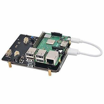 """GeeekPi X820 2.5"""" SATA HDD/SSD Board Kit Pi"""