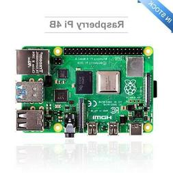 Latest Raspberry Pi 4 Model B with 1/2/4GB RAM BCM2711 Quad