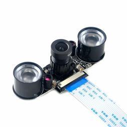 Makerfocus Raspberry Pi Camera Night Vision Camera Adjustabl
