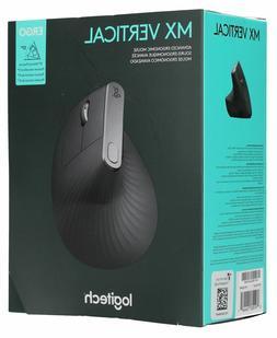 Logitech MX Vertical Advanced Ergonomic Mouse, Wireless via