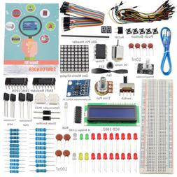 Sunfounder New Lab Project super V2  starter kit for arduino