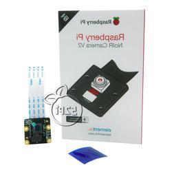 New Raspberry Pi Official NoIR Camera V2 8MP IMX219 Sensor N