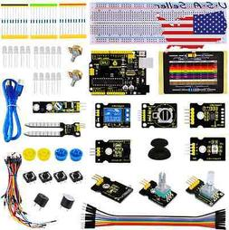 NEW Keyestudio Sensor Kit- K4 with UNO R3 board for MCU star