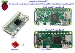 Original Raspberry Pi Zero V1.3/Pi Zero W Board Module+Acryl