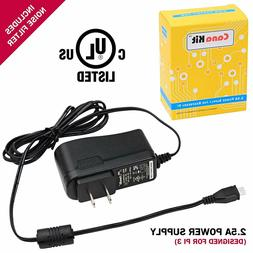 power supply for all raspberry pi 3