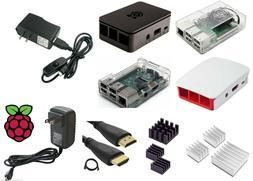 Raspberry Pi 3 B, B+ , Beginner Level Starter Kit.
