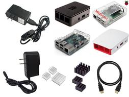 Raspberry Pi 3 B+ , Beginner Level Starter Kit.