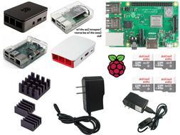Raspberry Pi 3 B+  Starter Kit .PLZ READ DESCRIPTION!!!!