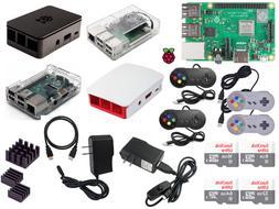 Raspberry Pi 3 B+ , Starter Kit .See Description Details