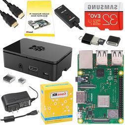 CanaKit Raspberry Pi 3 B+ B Plus Starter Kit 32 GB EVO+ Edit
