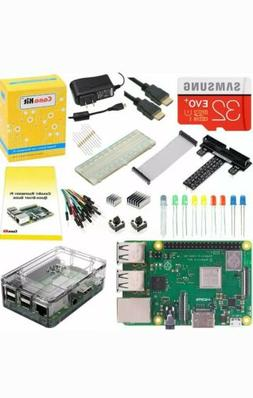 Canakit Raspberry Pi 3 B+ B Plus Ultimate Starter Kit 32 GB