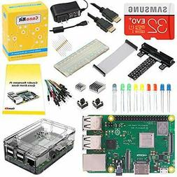 CanaKit Raspberry Pi 3 B+  Ultimate Starter Kit (32 GB Editi