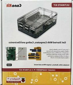 Canakit Raspberry Pi 3 B Ultimate Kit  Brand New