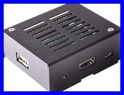 Raspberry Pi 3 Model A+ Metal Case BLACK FREE SHIPPING Compu