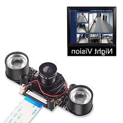 Raspberry Pi 3 Model B Camera Module Automatic IR-Cut Sensor