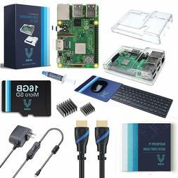 Vilros Raspberry Pi 3 Model B+ Complete Starter Kit with Key
