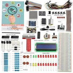SunFounder Raspberry Pi 3 Model B+ Starter Kit Project Super
