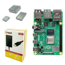 CANAKIT RASPBERRY Pi 4 1GB Basic Kit options: 1GB, 2GB, or 4