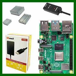 Raspberry Pi 4 4GB Basic Kit RAM FREE SHIPPING Computer Comp