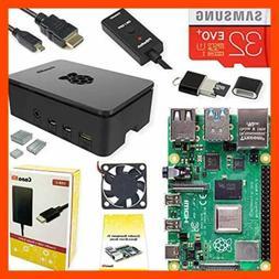 Raspberry Pi 4 4GB Starter Kit RAM FREE SHIPPING Computer Co