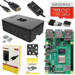 CanaKit Raspberry Pi 4 8GB Starter Kit - 8GB RAM - Brand New