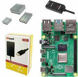 Canakit Raspberry Pi 4 Basic Kit