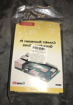 Raspberry Pi 4 Basic Kit  CANAKIT - Brand New - Sealed - Bes