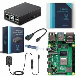 Vilros Raspberry Pi 4 Basic Starter Kit with Heavy Duty Cool