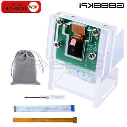 GeeekPi Raspberry Pi 4 Case Metal Case with Cooling Fan & He