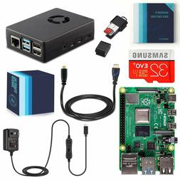 Vilros Raspberry Pi 4 Complete Starter Kit with Fan-Cooled A