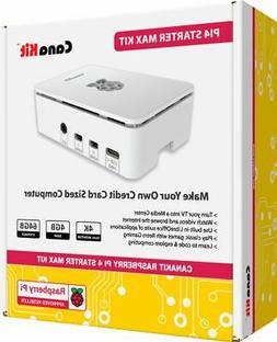 CanaKit - Raspberry Pi 4 Starter MAX Kit