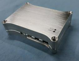 Raspberry Pi 4B Custom Zymkey 4i Secure Aluminum Case
