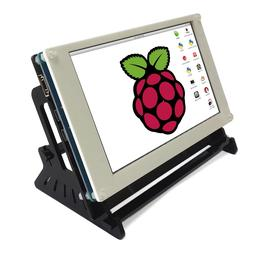 Eleduino Raspberry Pi 7 Inch 800x480 Pixel Hdmi Input Capaci