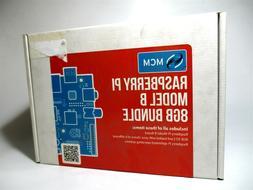 Raspberry Pi  Model-B 8GB Bundle Loaded w/ 6 Different Optim
