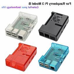 For Raspberry Pi ABS Plastic Cases For Raspberry Pi 3/2 Mode
