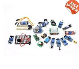Raspberry Pi / Arduino Sensor Kit 16 Modules Package 16 kind