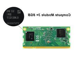 Raspberry Pi Compute Module 3+ 8GB 1GB RAM 64-bit 1.2GHz BCM