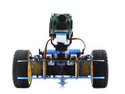 Waveshare AlphaBot Robot Building Kit for Raspberry Pi come