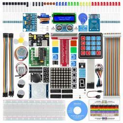 SunFounder Raspberry Pi Starter Kit for Raspberry Pi 4B 3 B+