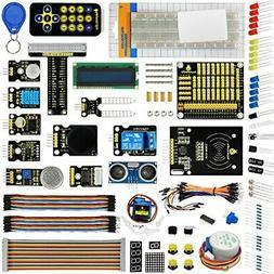 KEYESTUDIO for Raspberry Pi Starter Kit with PCF8591