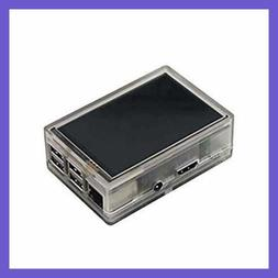 Raspberry Pi Touch Screen Case For 3/3B+ B Plus & 3.5Inch TF