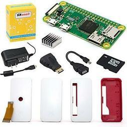 Canakit Raspberry Pi Zero W  Complete Starter Kit - 16 Gb Ed