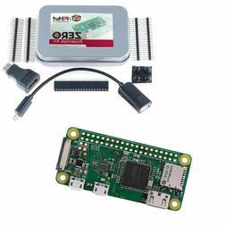 Raspberry Pi Zero Wireless & Zero Essentials Kit