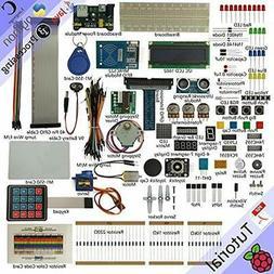 RFID Desktop Barebones Starter Kit For Raspberry Pi, Model 3