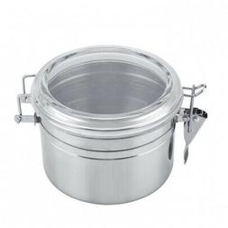 s airtight coffee container stainless steel coffee